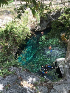 Grande Cenote, Tulum