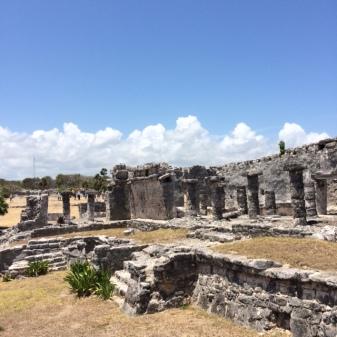 Zona Arquelogica de Tulum