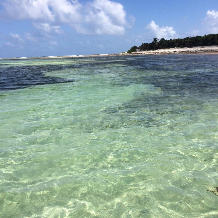 Tankah Bay Tulum, Q.R.. Mexico